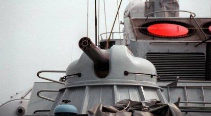 ダブルシックス:AK-630М1-2とAK-630М2砲兵システム