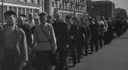 """在战争中被称为""""告别祖国"""":摘自伟大卫国战争参与者的回忆录"""
