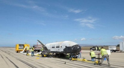 X-37B secret cosmic drones have found a home in the Kennedy Space Center