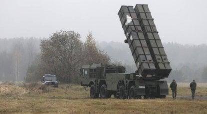 La Biélorussie est prête à contourner la Russie sur le marché international des armes grâce aux systèmes de défense aérienne et au MLRS