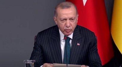 """""""Non chiederemo permesso agli Stati Uniti"""": Erdogan ha parlato dei test del sistema di difesa aerea S-400"""