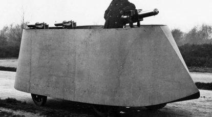 Panzer die sehr gut existieren könnten