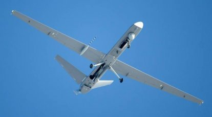 On the tasks of the UAV in the domestic Navy. Long-range reconnaissance