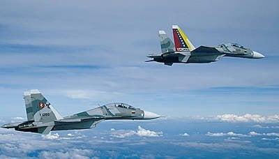 俄罗斯在世界市场上的新型多功能战机
