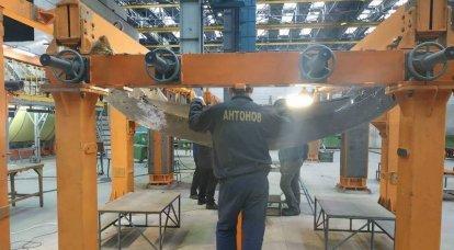 La construcción de aviones ucranianos no puede prescindir de los componentes rusos