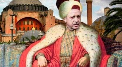 A intriga afegã do sultão Erdogan