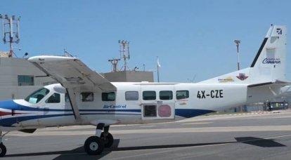 イスラエルは、単発機に搭載された戦闘レーザーのテストを示しました