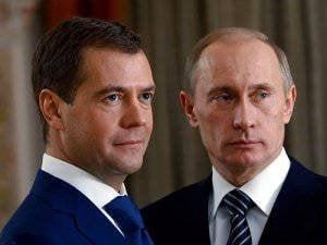 俄罗斯在未来三年:发展或死亡