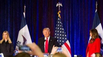 Trump wird die Armen nicht verteidigen. Über die Absicht, einen Teil der US-Streitkräfte aus Europa abzuziehen