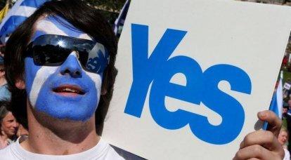 苏格兰人会飞入太空吗?
