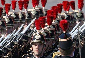 高級品としてのフランス軍