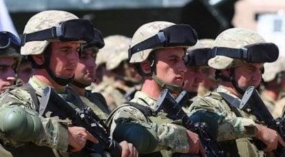 Israel ayudará a los georgianos a organizar la producción de carabinas automáticas M4 estadounidenses