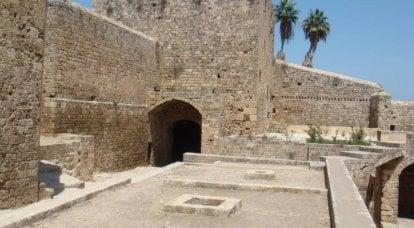 トリポリ要塞