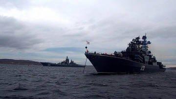 ロシアはすべての原子力巡洋艦の操業に戻る