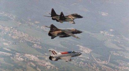 साब JAS-39 ग्रिपेन बनाम मिग-29: नाटो में एकीकरण के लिए समाजवादी विरासत की अस्वीकृति