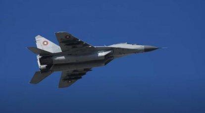 """""""Vamos fazer sem o MiG-29"""": na Bulgária sobre o conserto de caças interrompido pela Rússia"""