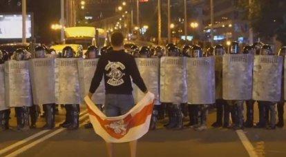 「今日、19.00、ベラルーシ全員!」:ベラルーシ人は大規模な抗議に行くように呼ばれています