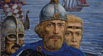 Der Mythos der schwedischen Wikinger-Herren, die den russischen Staat geschaffen haben