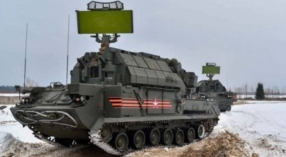 What will be the wheeled floating Tor air defense system?