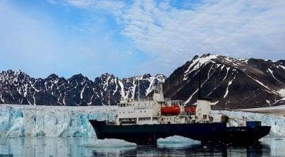 ノルウェーの船主:北極海航路はスエズ運河の競争相手ではありません