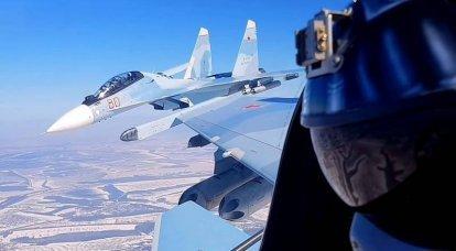 업그레이드 된 Su-30SM 전투기는 새로운 무거운 미사일을 받게됩니다.