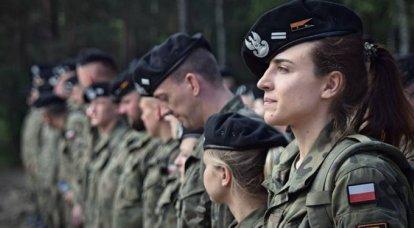 El Estado Mayor polaco llamará a un número récord de reservistas para recibir entrenamiento