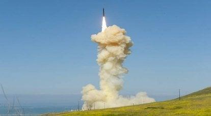 动能拦截是美国导弹防御的基础