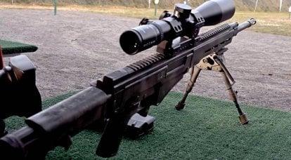 替代传奇:新型微波步枪比SVD具有不可否认的优势