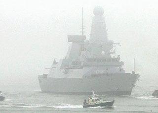 イギリスは「未来の艦隊」の最初の船を建造しました