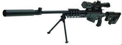 狙击步枪CB-98及其进一步的现代化