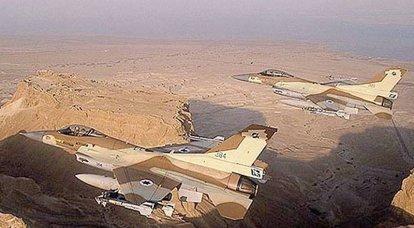 Industria della difesa di Israele. Parte di 7