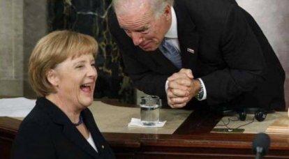 Frau Chancellor's last tour