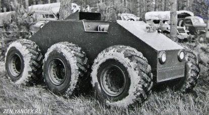 Grandi gare 1956 dell'anno: la jeep più fresca ...