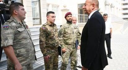 アゼルバイジャン大統領:アルメニアは「鉄の拳」が残っていることを忘れてはならない