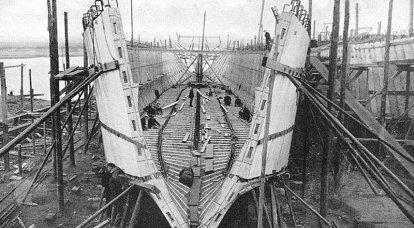 콘크리트 선박. 조선의 특이한 실험