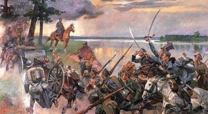Defeat of Tukhachevsky on the Neman
