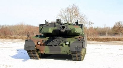 Leopard 2 gets active protection complex