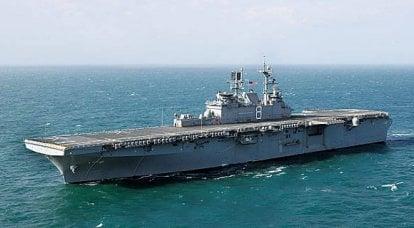 アメリカはグレートグリーン艦隊を作成します