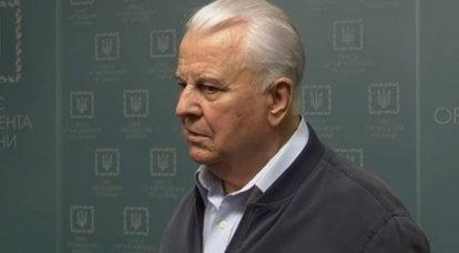 Kravchuk, Stockholm'u önerir. Minsk, Donbass için bir müzakere platformu olma statüsünü kaybedebilir