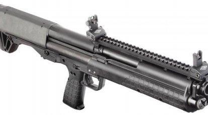 射击者选择一个弹药筒