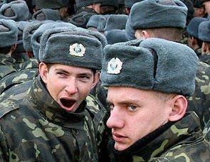 ウクライナ軍の状況は災害に近い