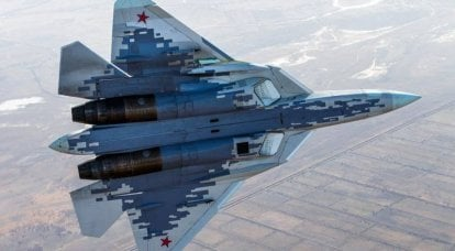 "Slaughter ""Gorynych"": hypersonic weapons for the Su-57"