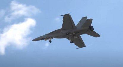 EUA aprova possível venda de 80 caças para a Suíça sem litoral, incluindo F / A-18EF baseado em porta-aviões