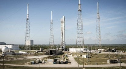 Project Falcon 9. Successful landing of the first stage and market prospects