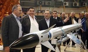 以色列部署了自己的导弹防御