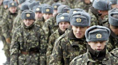 2012では、ウクライナ軍のための資金は記録的に低くなるでしょう