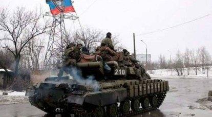 Le cessez-le-feu dans le Donbass est officiellement terminé