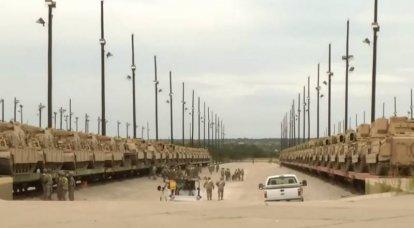Stoltenberg: el número de tropas estadounidenses en Europa alcanzó un nivel récord
