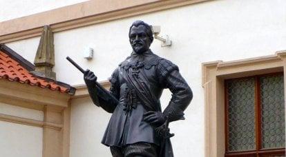 Albrecht von Wallenstein. Un buon generale con una cattiva reputazione