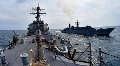 Ammiraglio della Marina degli Stati Uniti: Mosca e Washington sull'orlo del conflitto nel Mar Nero